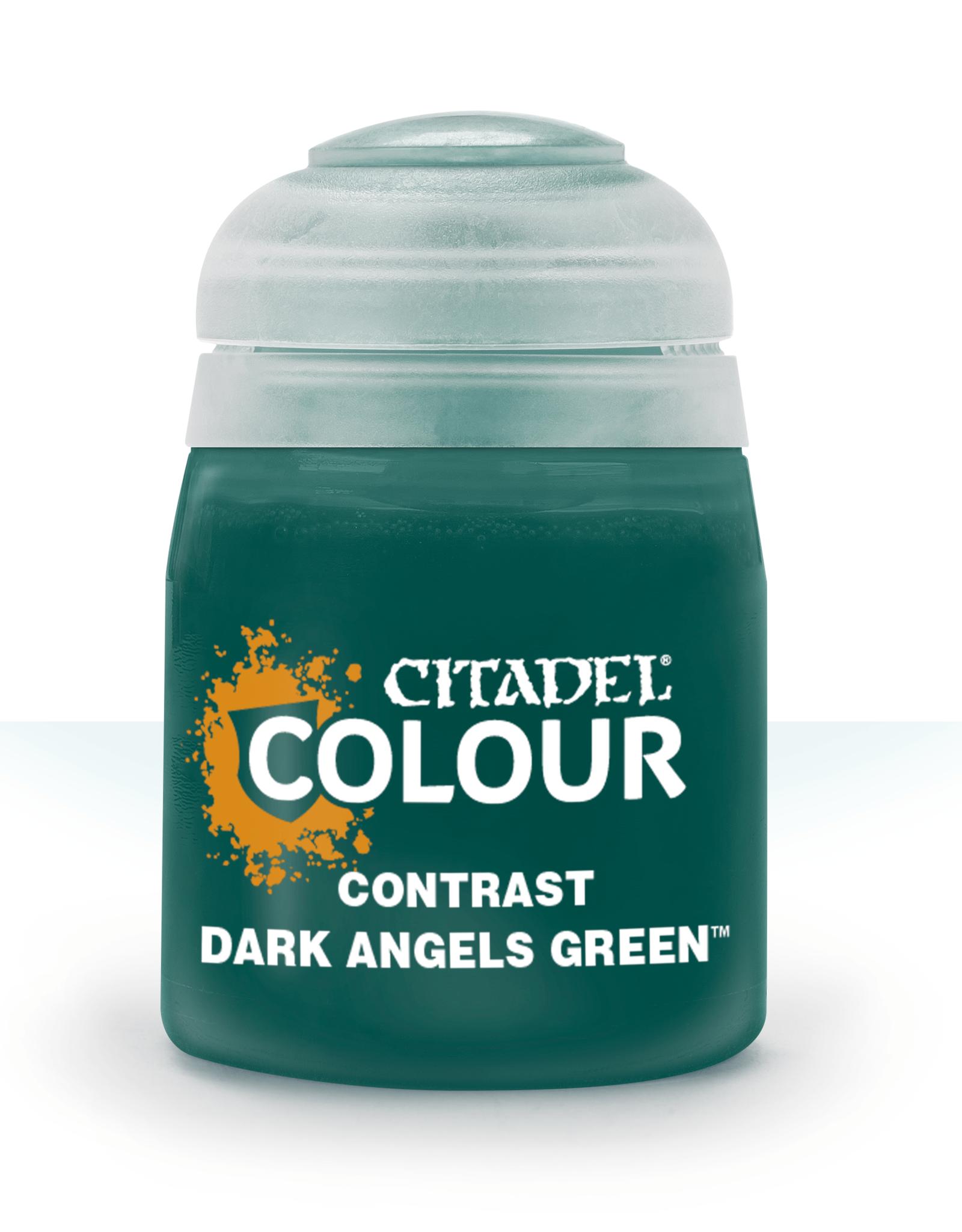Games Workshop Citadel Contrast: Dark Angels Green (18ml)