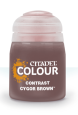 Games Workshop Citadel Contrast: Cygor Brown (18ml)