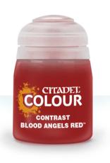 Games Workshop Citadel Contrast: Blood Angels Red (18ml)