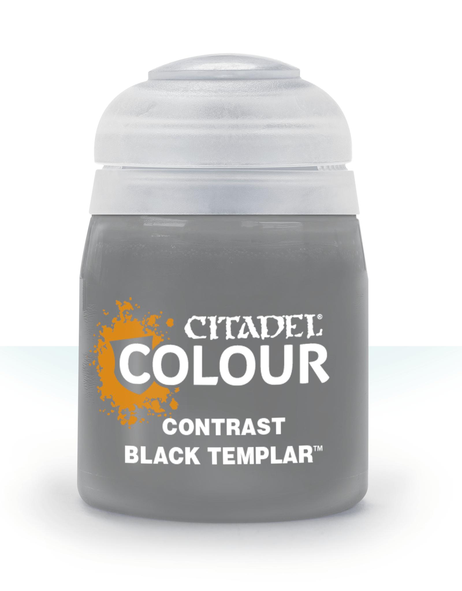Citadel Citadel Contrast: Black Templar (18ml)