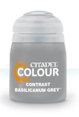 Games Workshop Citadel Contrast: Basilicanum Grey (18ml)