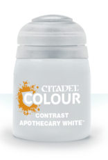 Games Workshop Citadel Contrast: Apothecary White (18ml)