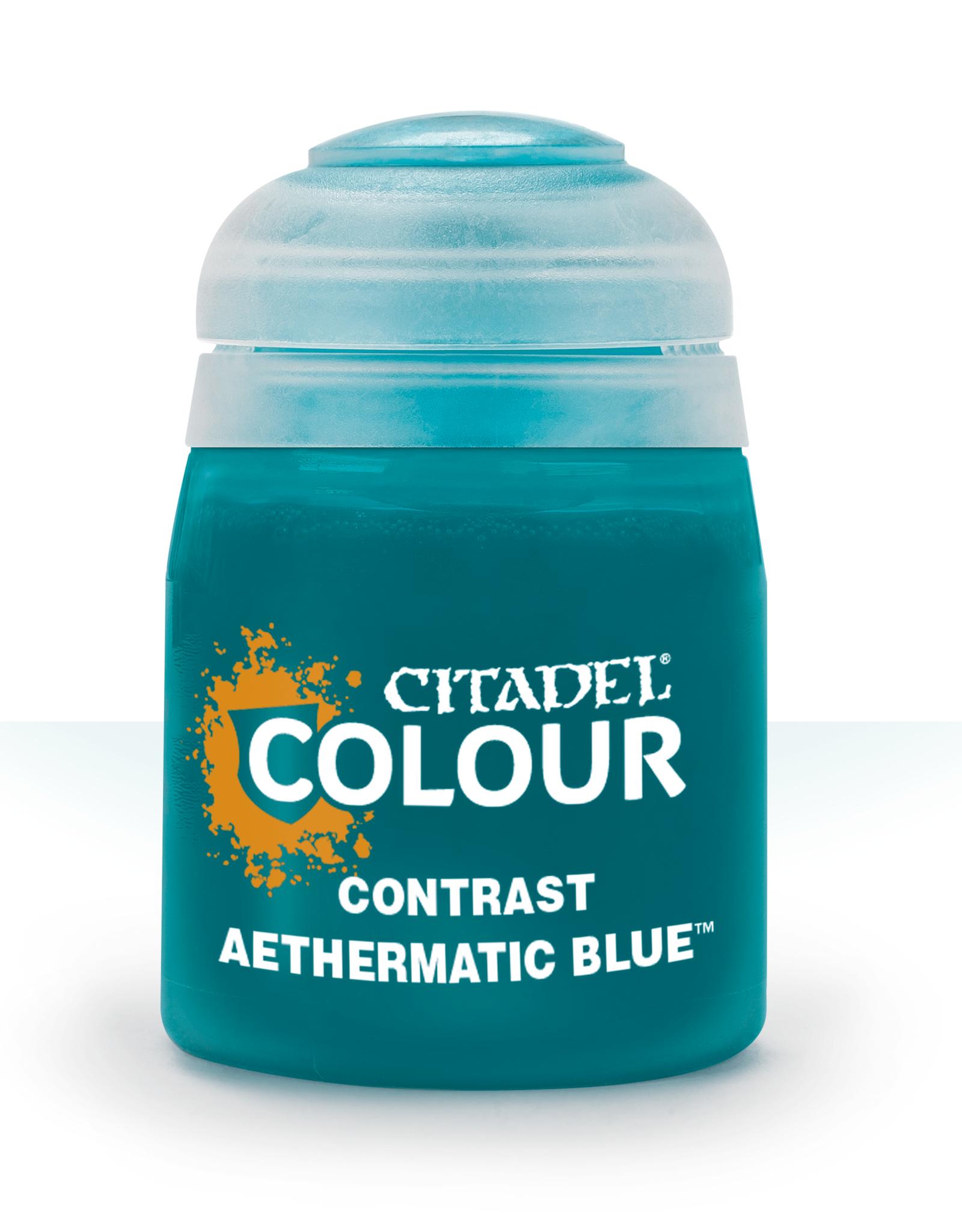 Games Workshop Citadel Contrast: Aethermatic Blue (18ml)
