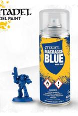 Games Workshop Citadel Spray: Macragge Blue
