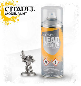 Games Workshop Citadel Spray: Leadbelcher