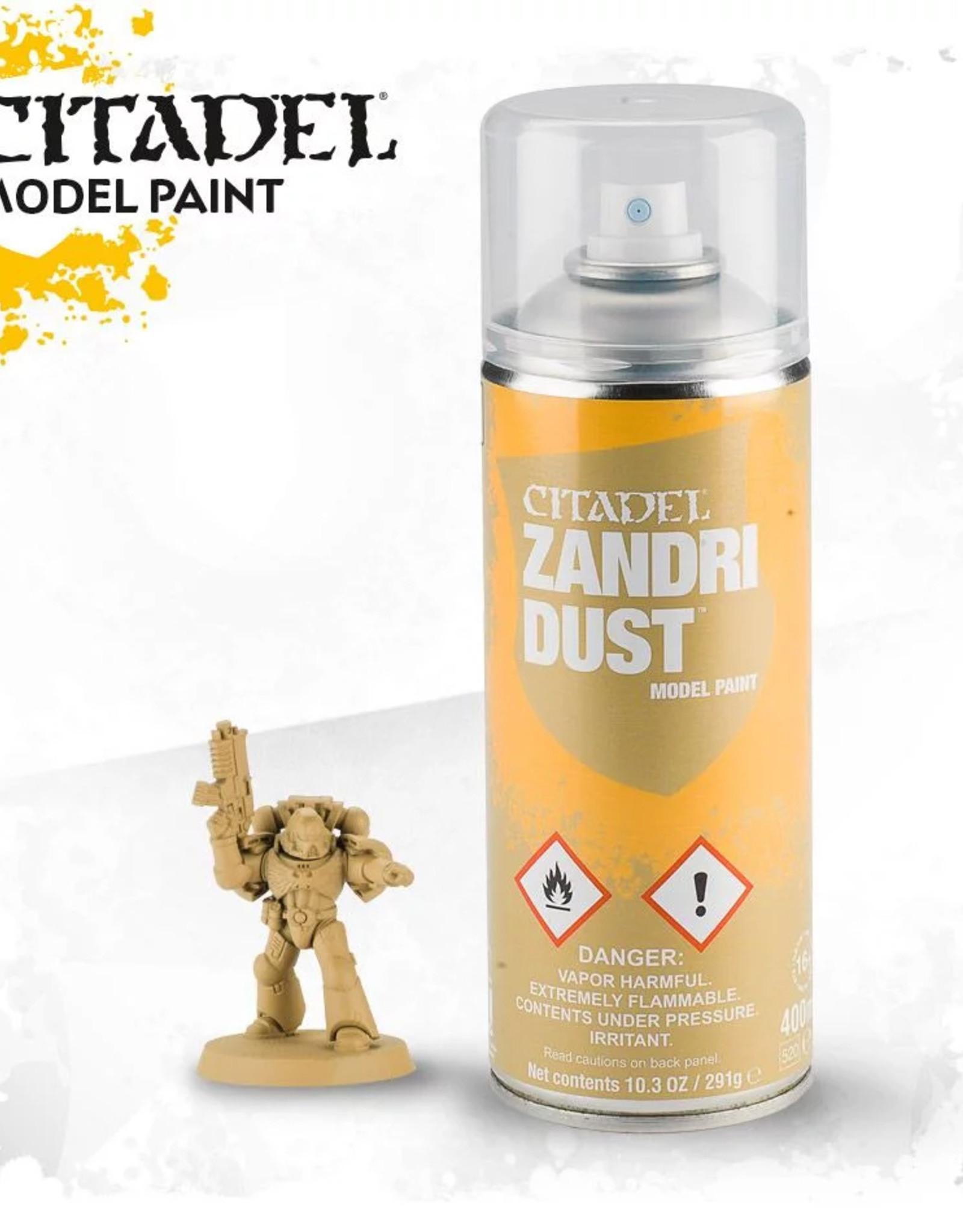 Games Workshop Citadel Spray: Zandri Dust