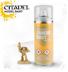 Games Workshop Citadel Spray: Zandri Dust