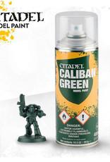 Games Workshop Citadel Spray: Caliban Green