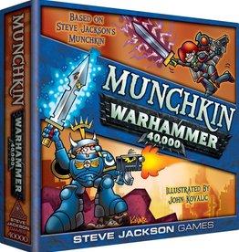 Steve Jackson Games Munchkin: Warhammer 40.000 (EN)