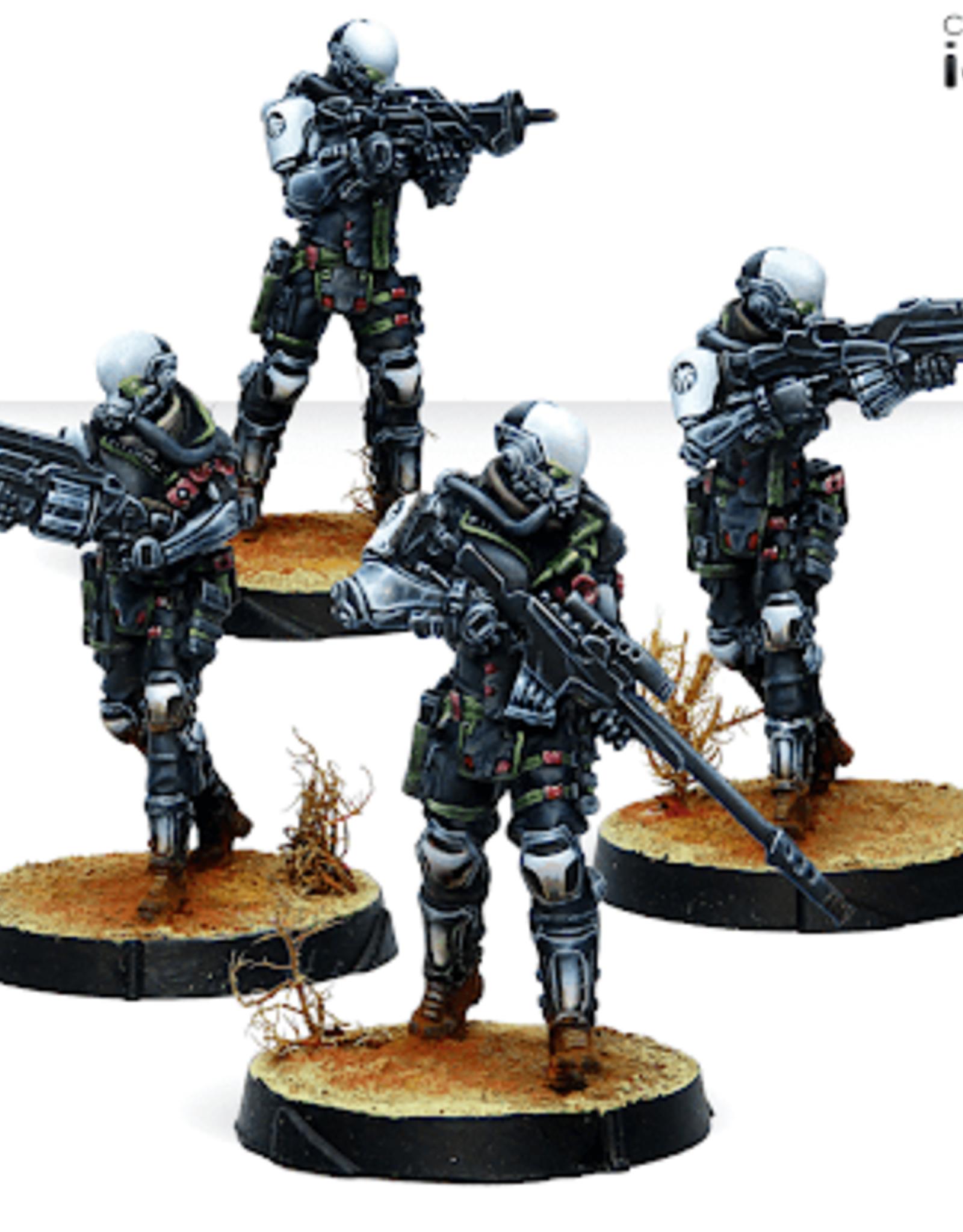 Corvus Belli Kaplan Tactical Services (KTS)