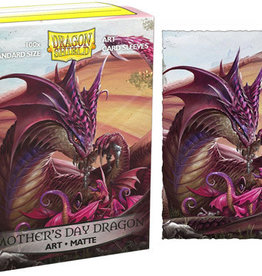 Dragonshield Dragonshield 100 Box Sleeves Art Matte Mothers Day 2020