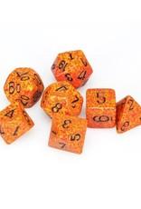 Chessex Chessex 7-Die set Speckled - Fire