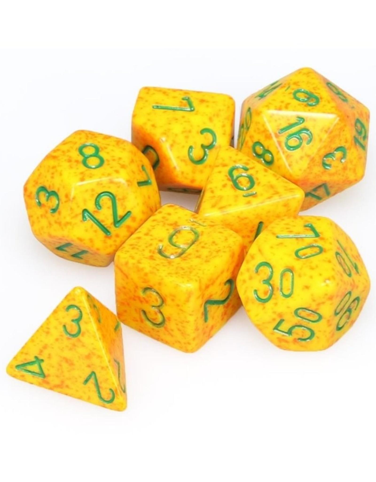 Chessex Chessex 7-Die set Speckled - Lotus