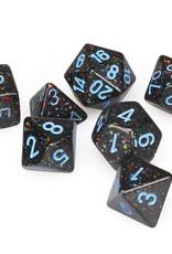 Chessex Chessex 7-Die set Speckled - Blue Stars