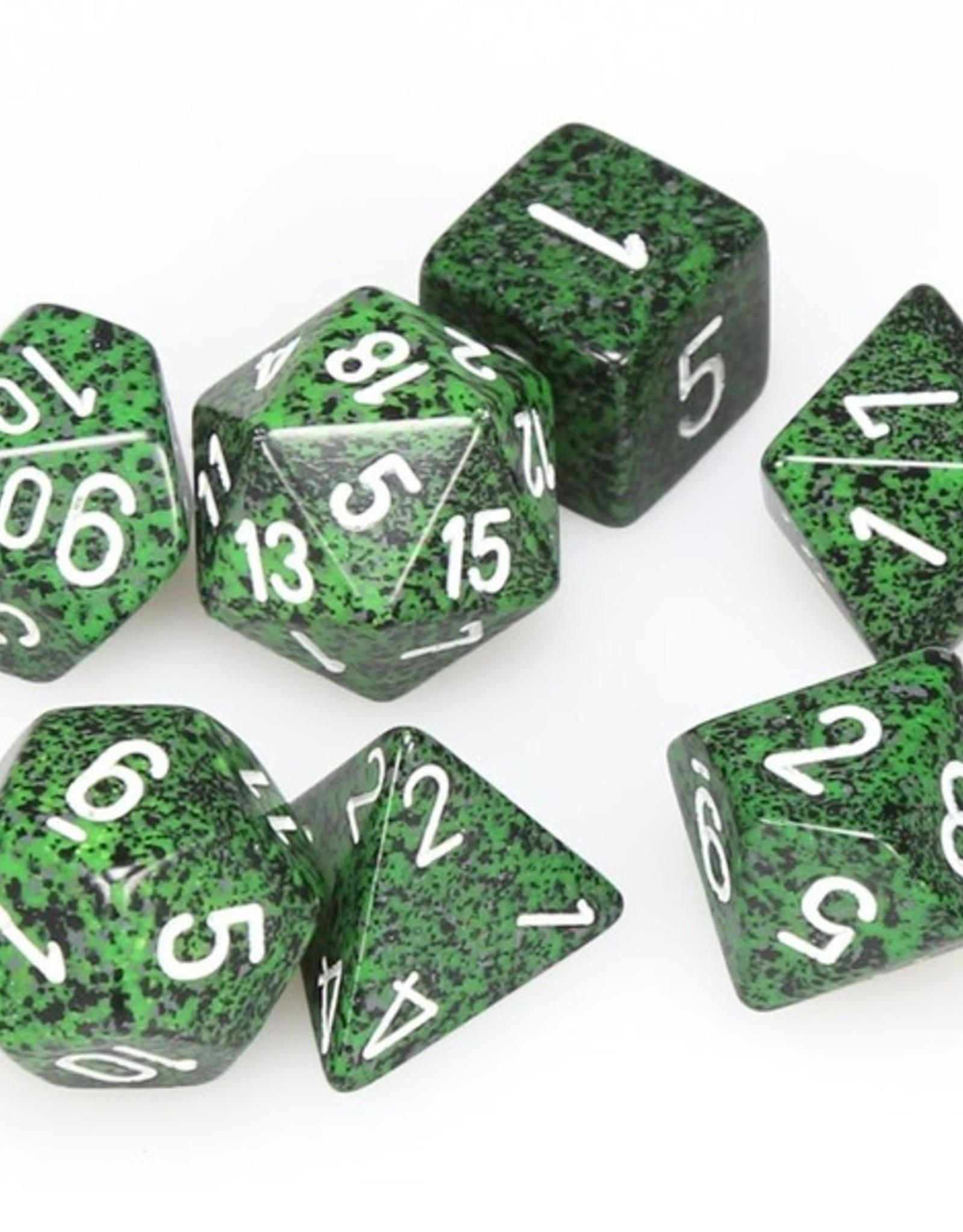 Chessex Chessex 7-Die set Speckled - Recon
