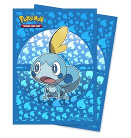 Ultra Pro Sleeves Pokemon Sword and Shield Galar Starters Sobble (65)
