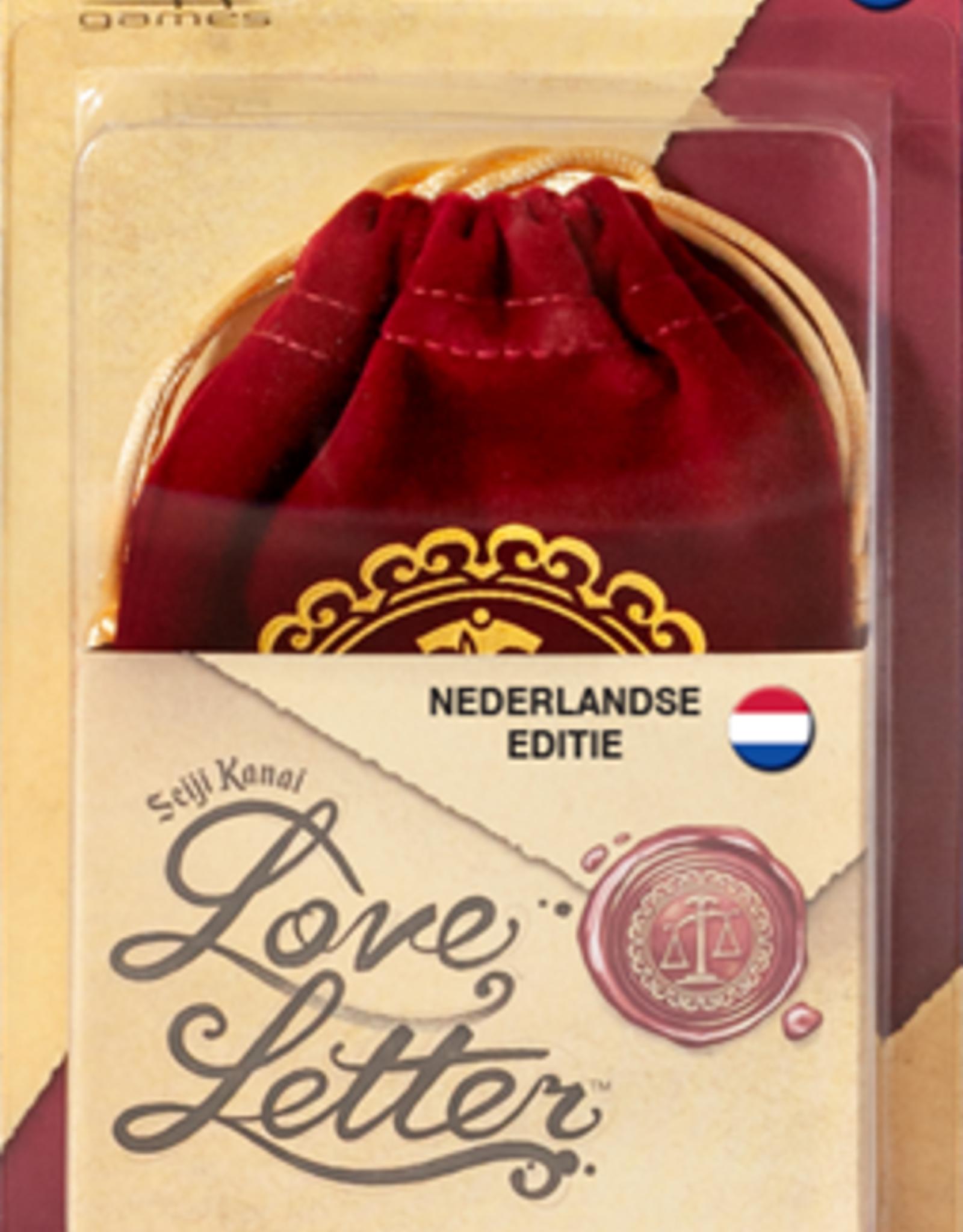 Z-Man Games Love Letter (NL)