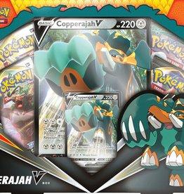 Pokemon USA Pokemon Copperajah V-Box