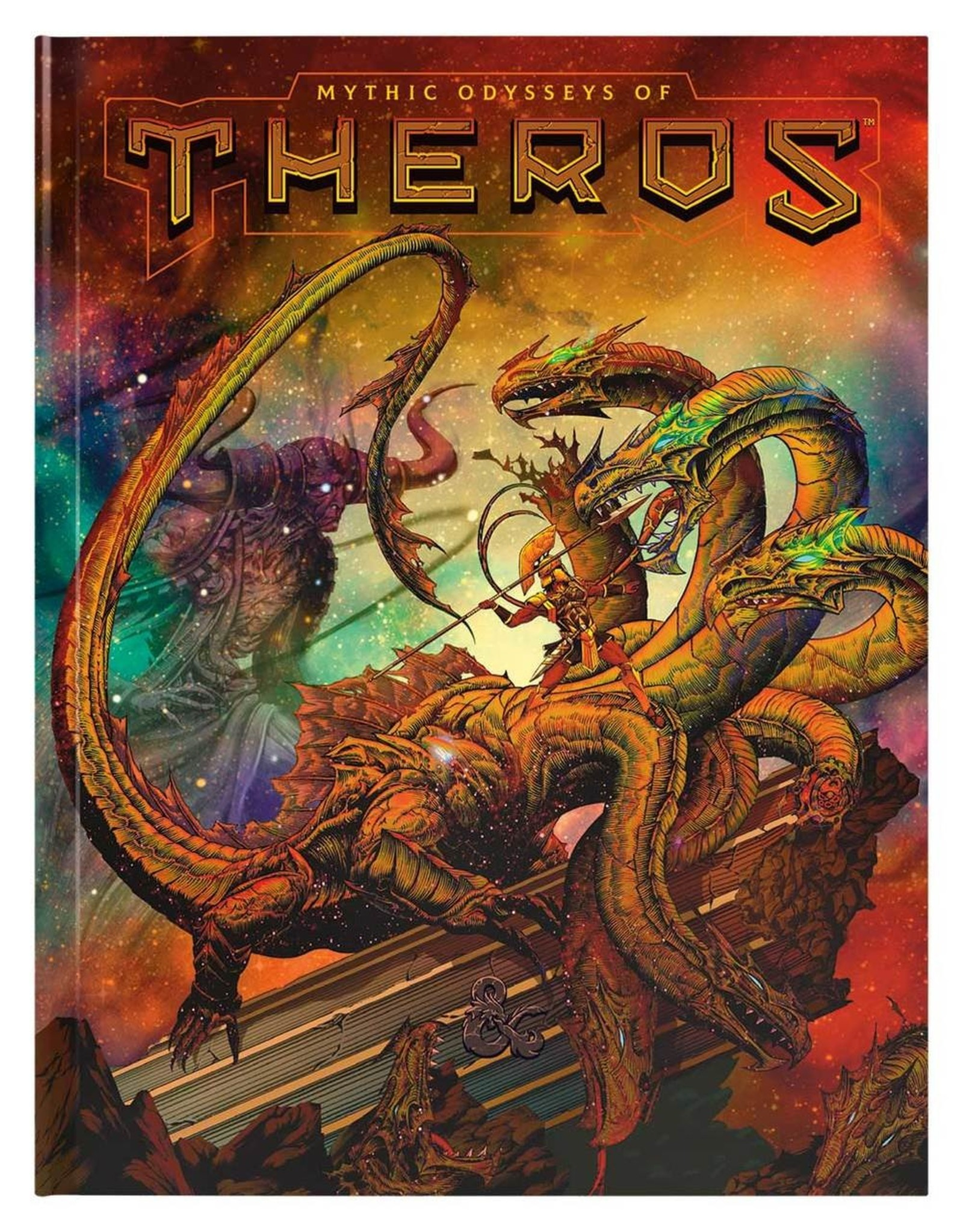 Wizards of the Coast D&D 5th ed. Mythic Odysseys of Theros Limited Edition