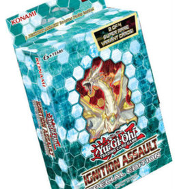 Konami Yu-Gi-Oh Ignition Assault Special Edition