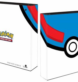 Ultra Pro Binder 2 Album Pokemon Great Ball