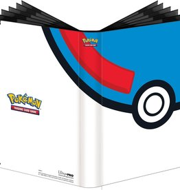 Ultra Pro Pro-Binder Pokemon Great Ball 9-pocket