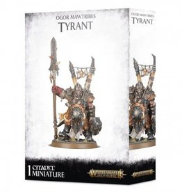 Games Workshop Ogre Mawtribes Tyrant