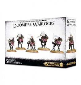 Games Workshop Daughters of Khaine Doomfire Warlocks