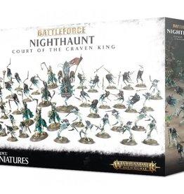 Games Workshop Nighthaunt Battleforce Court of the Craven King