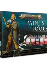 Games Workshop Age of Sigmar Paints + Tools (Previous Version)