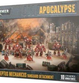 Games Workshop Apocalypse - Adeptus Mechanicus Vanguard Detachment