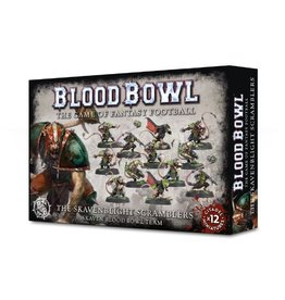 Games Workshop Blood Bowl The Skavenblights Scramblers