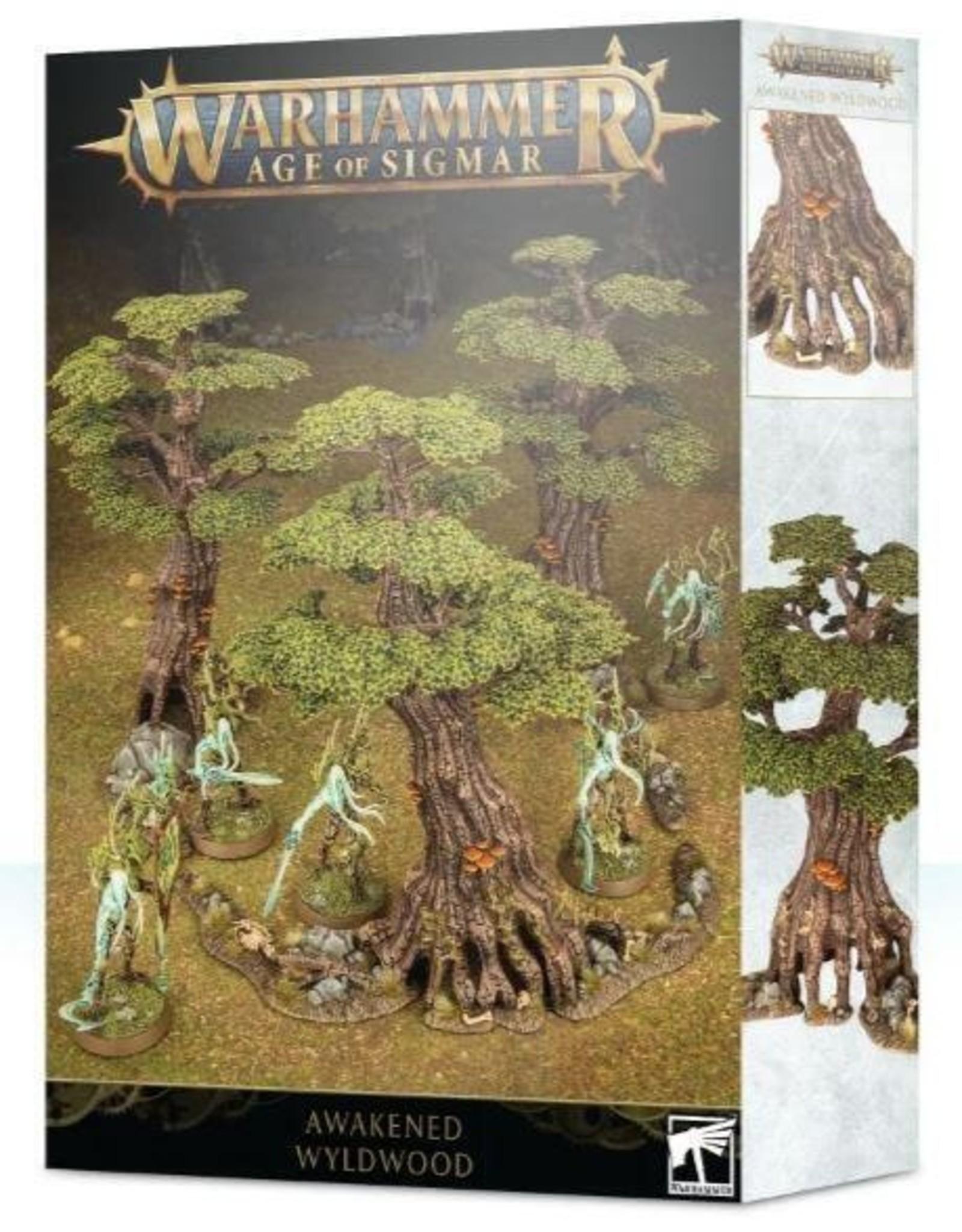Games Workshop Citadel Awakened Wyldwood