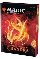 Wizards of the Coast MtG Signature Spellbook Chandra