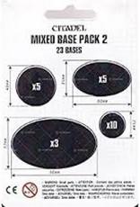 Games Workshop Citadel Mixed Base Pack 2