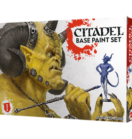 Games Workshop Citadel Paint Set: Base