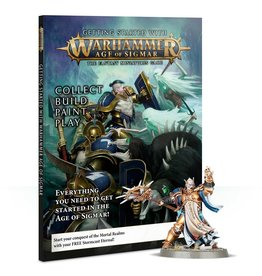 Games Workshop Getting Started with Age of Sigmar (Old)
