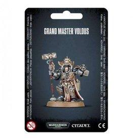 Games Workshop Grey Knights Grand Master Voldus