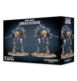 Games Workshop Imperial Knights Armiger Helverins