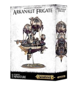 Games Workshop Kharadron Overlords Arkanaut Frigate