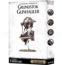 Games Workshop Kharadron Overlords Grundstok Gunhauler