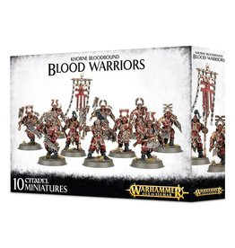 Games Workshop Khorne Bloodbound Blood Warriors