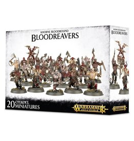 Games Workshop Khorne Bloodbound Bloodreavers