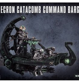 Games Workshop Necrons Catacomb Command Barge / Annihilation Barge