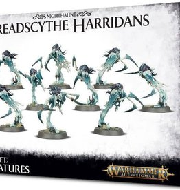 Games Workshop Nighthaunt Dreadscythe Harridans