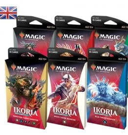 Wizards of the Coast MtG Ikoria, Lair of Behemoths Theme Booster
