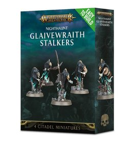 Games Workshop Nighthaunt Easy to Build Glaivewraith Stalkers