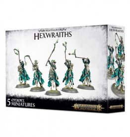 Games Workshop Nighthaunt Hexwraiths