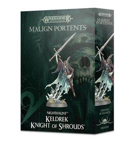 Games Workshop Nighthaunt Keldrek. Knight of Shrouds