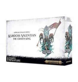 Games Workshop Nighthaunt Kurdoss Valentian the Craven King